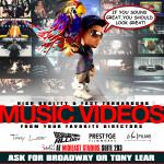 music videos light box ad tony and bway