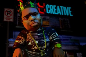 Notorious BIG – Real Niggaz Full Animated Video