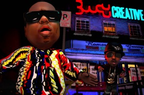 Big Troopz – Take Notes f Biggie & Uncle Murda (3DTOON Music Video PROMO)